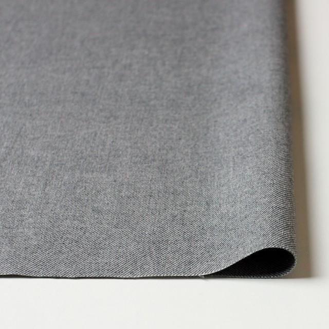コットン×無地(グレー)×ビエラ_全3色 イメージ3