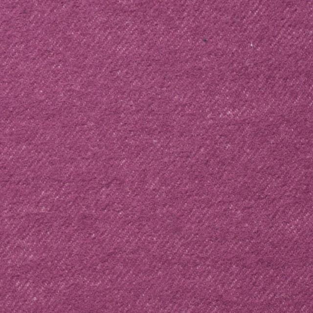 コットン×無地(ピンクパープル)×フランネル_全4色 イメージ1