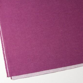 コットン×無地(ピンクパープル)×フランネル_全4色 サムネイル2