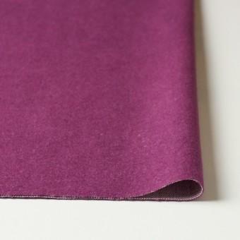 コットン×無地(ピンクパープル)×フランネル_全4色 サムネイル3
