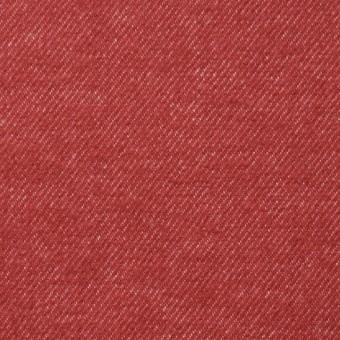 コットン×無地(レッド)×フランネル_全4色 サムネイル1