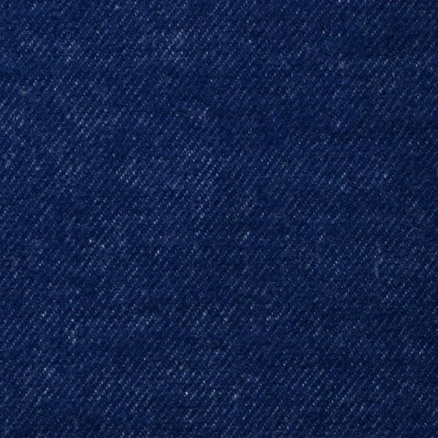 コットン×無地(ブルー)×フランネル_全4色 イメージ1