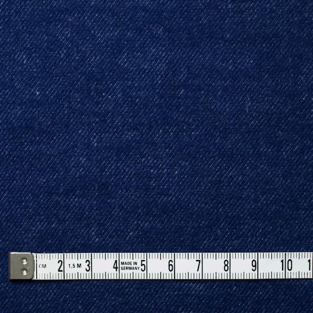 コットン×無地(ブルー)×フランネル_全4色 イメージ4