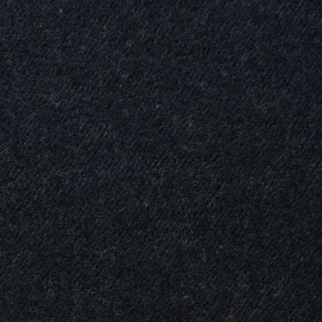 コットン×無地(ブラック)×フランネル_全4色 イメージ1