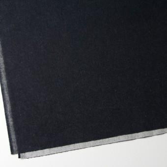 コットン×無地(ブラック)×フランネル_全4色 サムネイル2