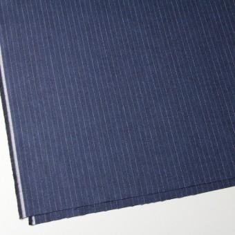 コットン×ストライプ(グレイッシュブルー)×ヘリンボーン_全3色 サムネイル2