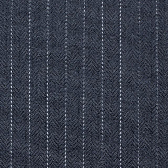 コットン×ストライプ(グレー)×ヘリンボーン_全3色 イメージ1