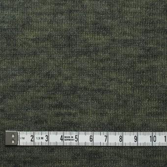 アクリル&テンセル×無地(イエローグリーン&グレー)×Wニット_全2色 サムネイル4