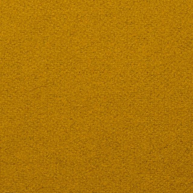 ウール&ナイロン×無地(マスタード)×フラノ(フランネル) イメージ1