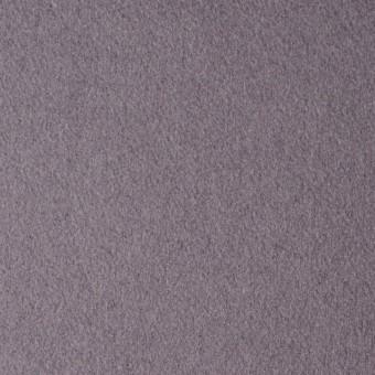 ウール&ナイロン×無地(パープルグレー)×メルトン サムネイル1