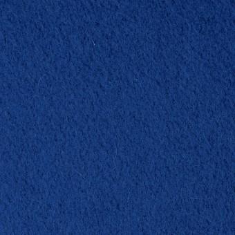 ウール&ナイロン×無地(ブルー)×メルトン サムネイル1