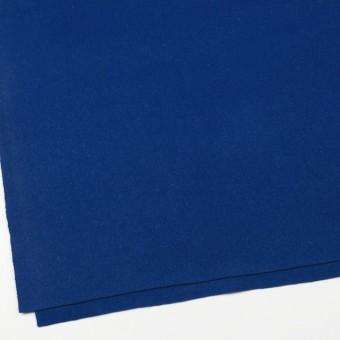 ウール&ナイロン×無地(ブルー)×メルトン サムネイル2