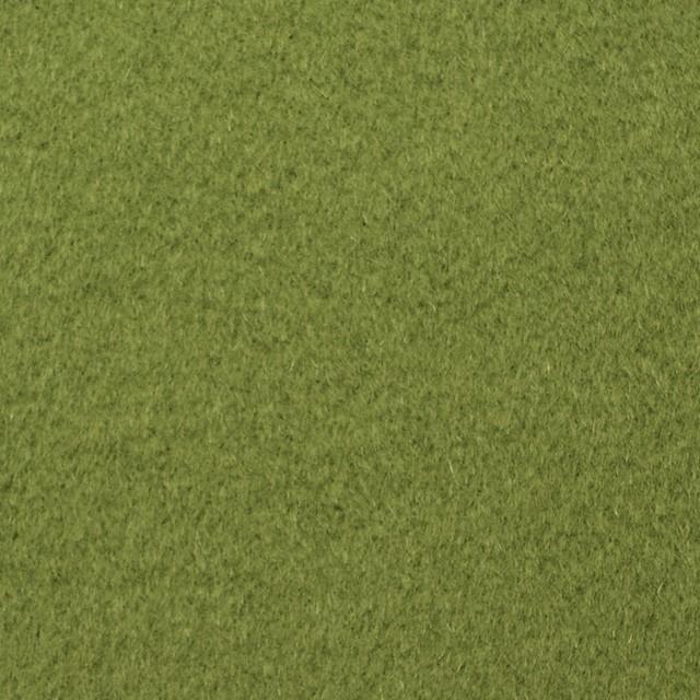 ウール&アンゴラ×無地(グリーンティー)×ビーバー イメージ1
