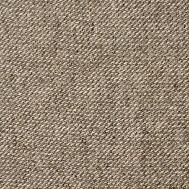 ウール&コットン×無地(カーキベージュ)×ビエラ_全2色 イメージ1