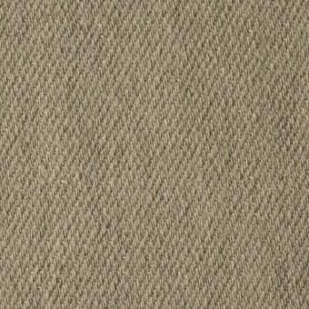 ウール&コットン×無地(カーキベージュ)×厚ビエラ_全2色 サムネイル1