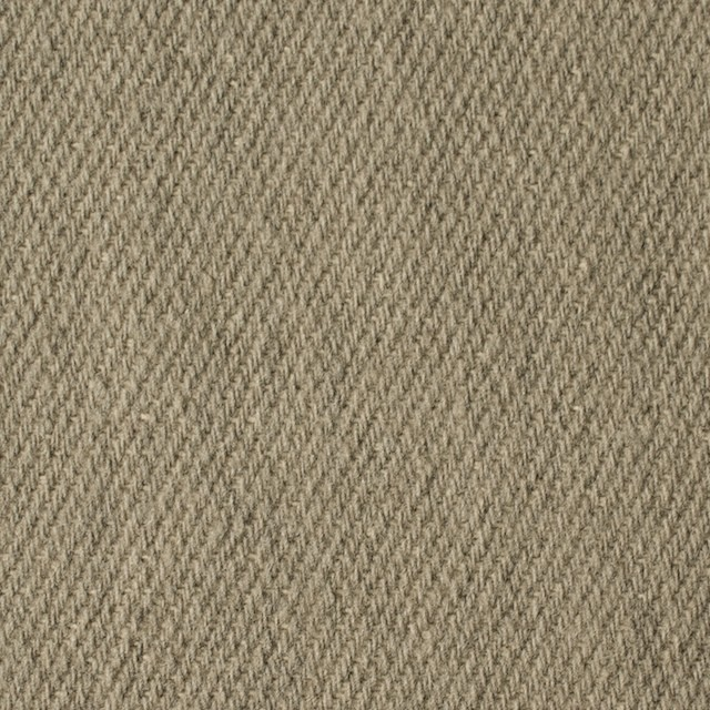 ウール&コットン×無地(カーキベージュ)×厚ビエラ_全2色 イメージ1
