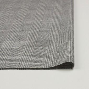 ウール&ナイロン混×グレンチェック(ライトグレー)×千鳥格子_全2色 サムネイル3