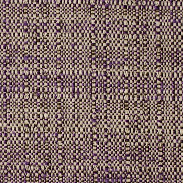 ウール&ポリエステル×ミックス(キナリ&パープル)×ツイード イメージ1