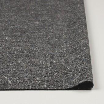 ウール&シルク×グレーミックス×ツイード_全2色 サムネイル3