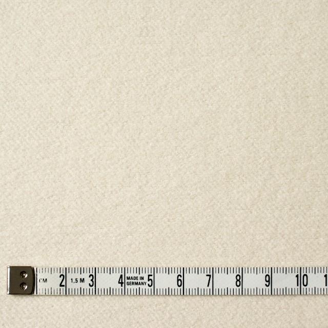 コットン&ポリウレタン×無地(オフホワイト&カーキベージュ)×モールスキンストレッチ イメージ4