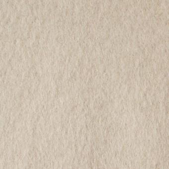 ウール×無地(アイボリー)×ビーバー サムネイル1