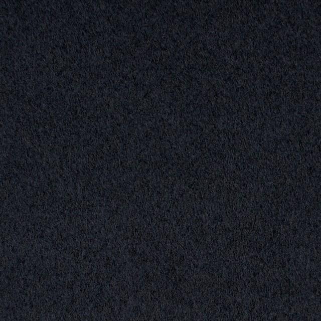 ウール×無地(ネイビー)×厚カルゼ イメージ1
