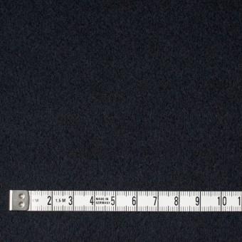 ウール×無地(ネイビー)×厚カルゼ サムネイル4