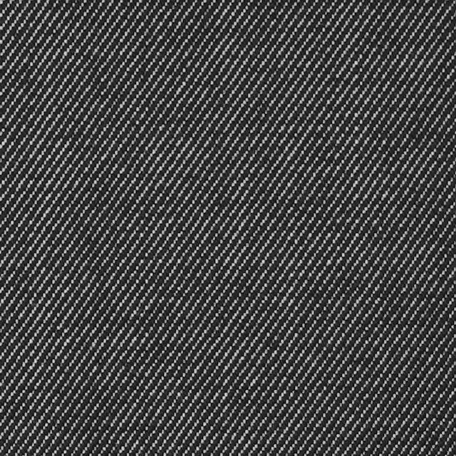 ウール&コットン混×無地(ダークネイビー)×デニムストレッチ イメージ1