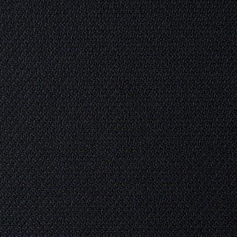 ウール×無地(ダークネイビー)×シャンブレーサージ サムネイル1