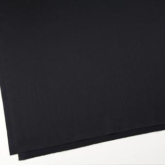 ウール×無地(ブラック)×ドスキン サムネイル2