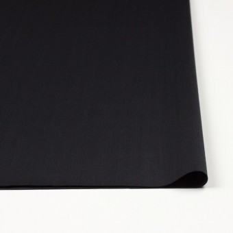 ウール×無地(ブラック)×ドスキン サムネイル3
