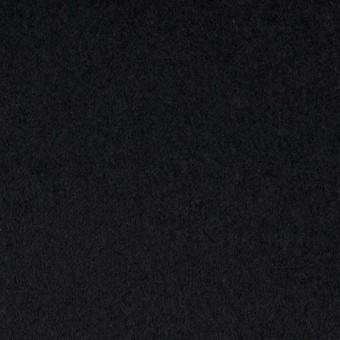 アンゴラ&ウール×無地(ブラック)×サージ サムネイル1
