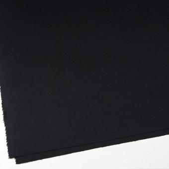 アンゴラ&ウール×無地(ブラック)×サージ サムネイル2