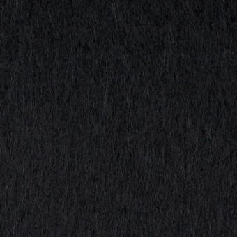 ウール×無地(ブラック)×ビーバー サムネイル1