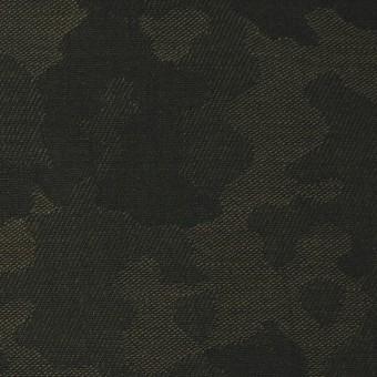 コットン×迷彩(カーキグリーン)×ジャガード_全2色 サムネイル1