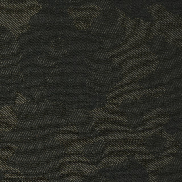 コットン×迷彩(カーキグリーン)×ジャガード_全2色 イメージ1
