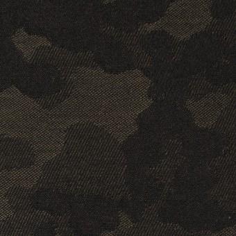 コットン×迷彩(カーキブラウン)×ジャガード_全2色 サムネイル1