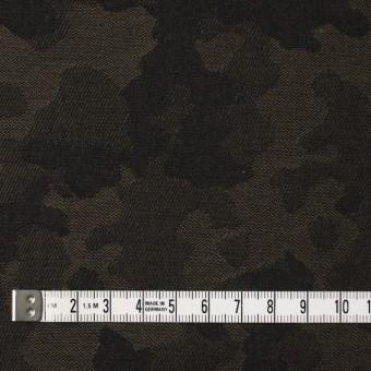 コットン×迷彩(カーキブラウン)×ジャガード_全2色 サムネイル4