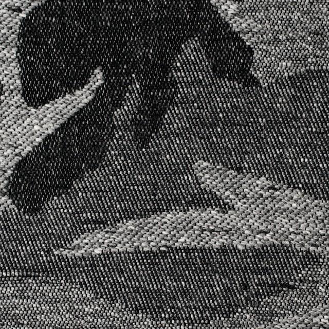 コットン&アクリル混×迷彩(ライトグレー)×ジャガード_全5色 イメージ1