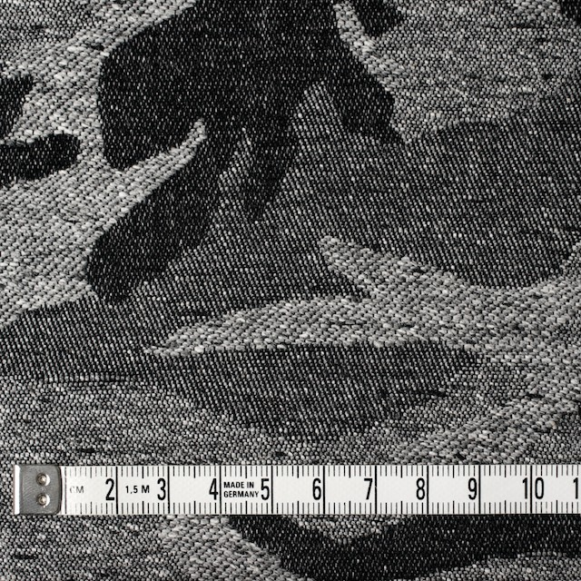 コットン&アクリル混×迷彩(ライトグレー)×ジャガード_全5色 イメージ4
