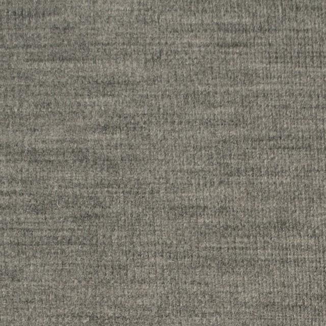 コットン&ポリエステル×無地(グレー)×ベッチン_全5色 イメージ1