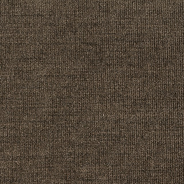コットン&ポリエステル×無地(ブラウン)×ベッチン_全5色 イメージ1