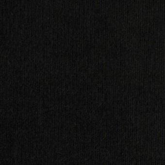 コットン&ポリエステル×無地(ブラック)×ベッチン_全5色 サムネイル1
