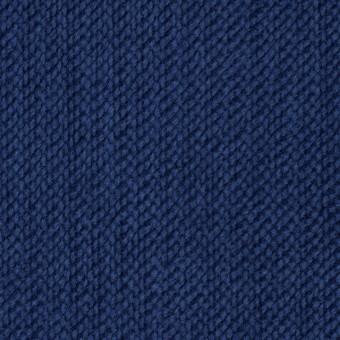 コットン×無地(インディゴブルー)×模様ベッチン サムネイル1