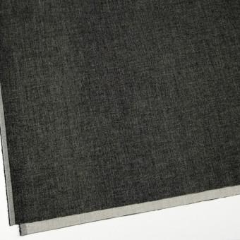 コットン&ポリウレタン×無地(ブラック)×極細コーデュロイ・ストレッチ_全2色 サムネイル2