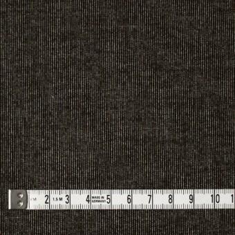 コットン&ポリウレタン×無地(ブラック)×極細コーデュロイ・ストレッチ_全2色 サムネイル4