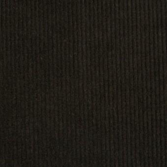コットン&ポリウレタン×無地(ダークカーキ)×中細コーデュロイ・ストレッチ_全2色 サムネイル1