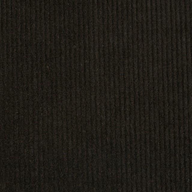 コットン&ポリウレタン×無地(ダークカーキ)×中細コーデュロイ・ストレッチ_全2色 イメージ1