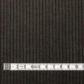 コットン&カシミア×無地(カーキグリーン)×太コーデュロイ_全4色 サムネイル4