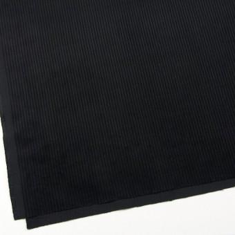 コットン&カシミア×無地(ブラック)×太コーデュロイ_全4色 サムネイル2
